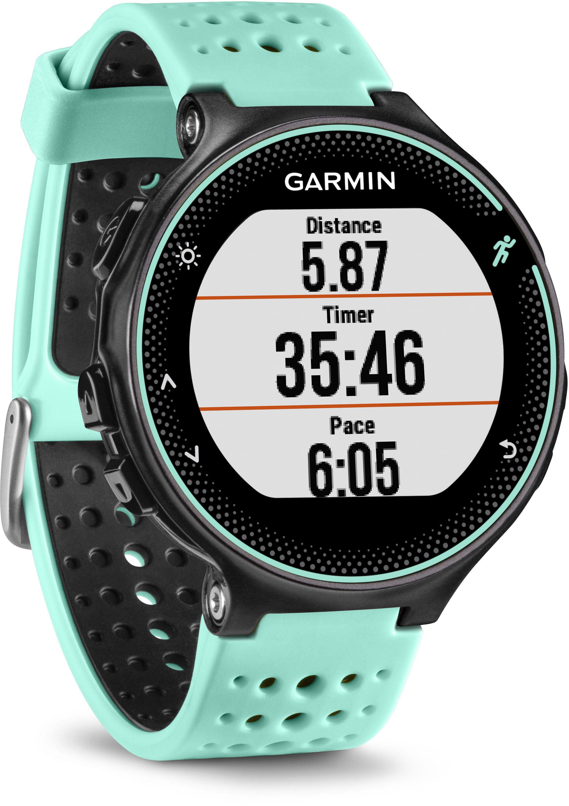 código promocional ed750 50853 Garmin Forerunner 235 Reloj para running GPS, frost blue
